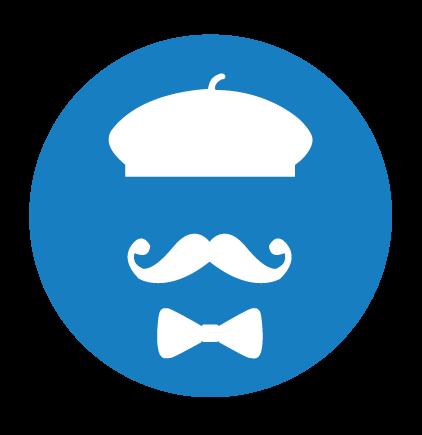 picto moustache